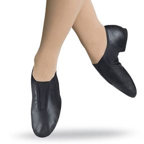 and better jazz shoes...