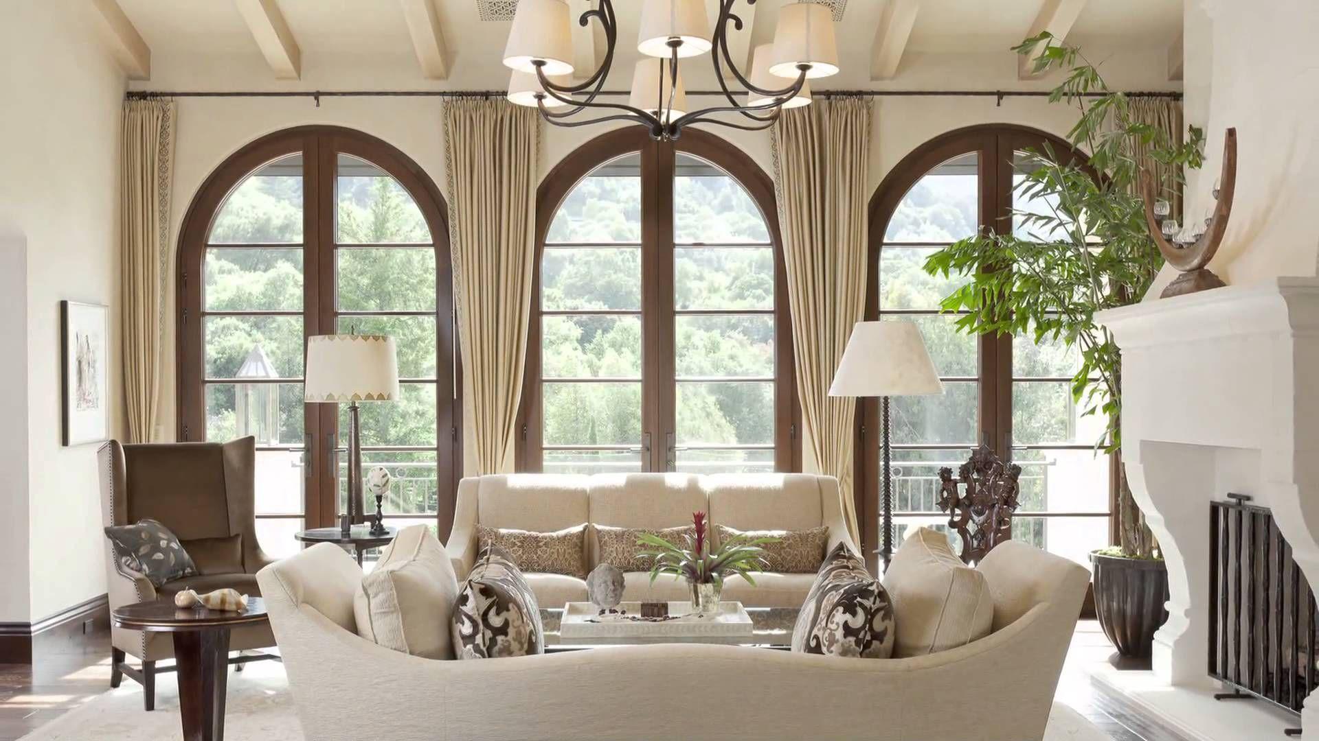 Beautiful Mediterranean Living Room Mediterranean Interior Design Mediterranean Style Homes Mediterranean Style House Plans