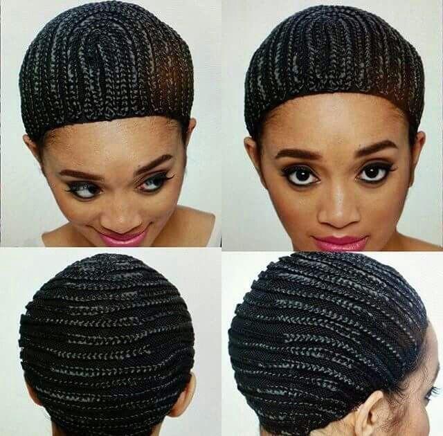 Already Braided Sew In Cap Hair Dos Hair Styles