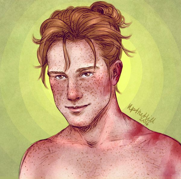 Charlie Weasley Harry Potter Portraits Harry Potter Artwork Harry Potter Fan Art