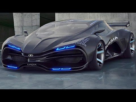 VECTOR RAVEN - RUSSIAN AWESOME SUPERCAR! (Lada Raven) I LIKE IT! - YouTube