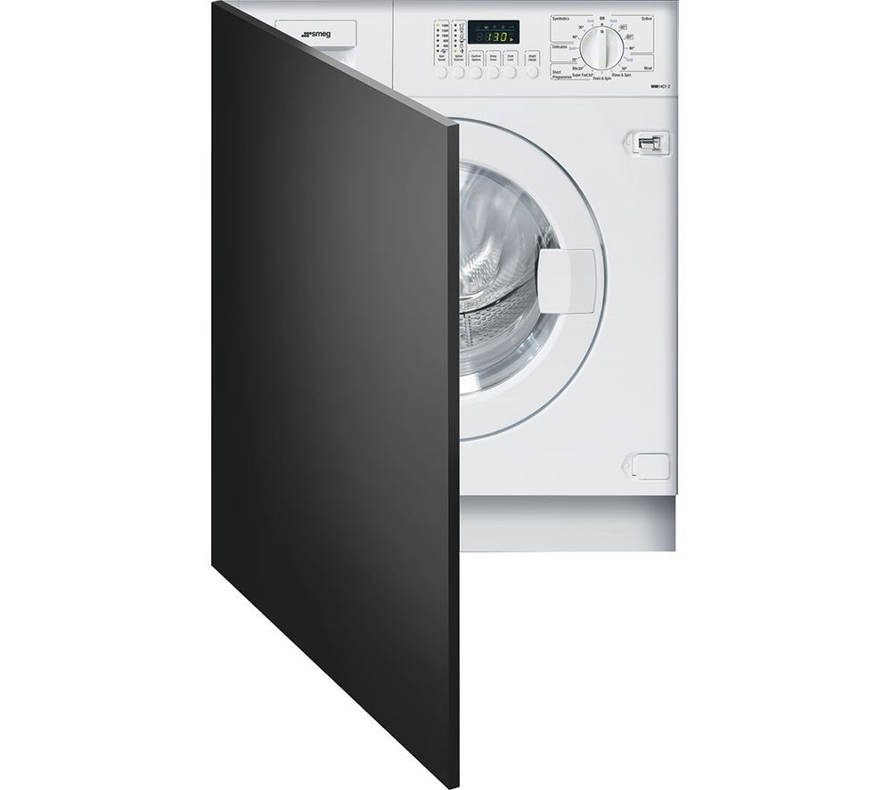 Buy a Smeg WMI14C7-2 Integrated Washing Machine online at ...