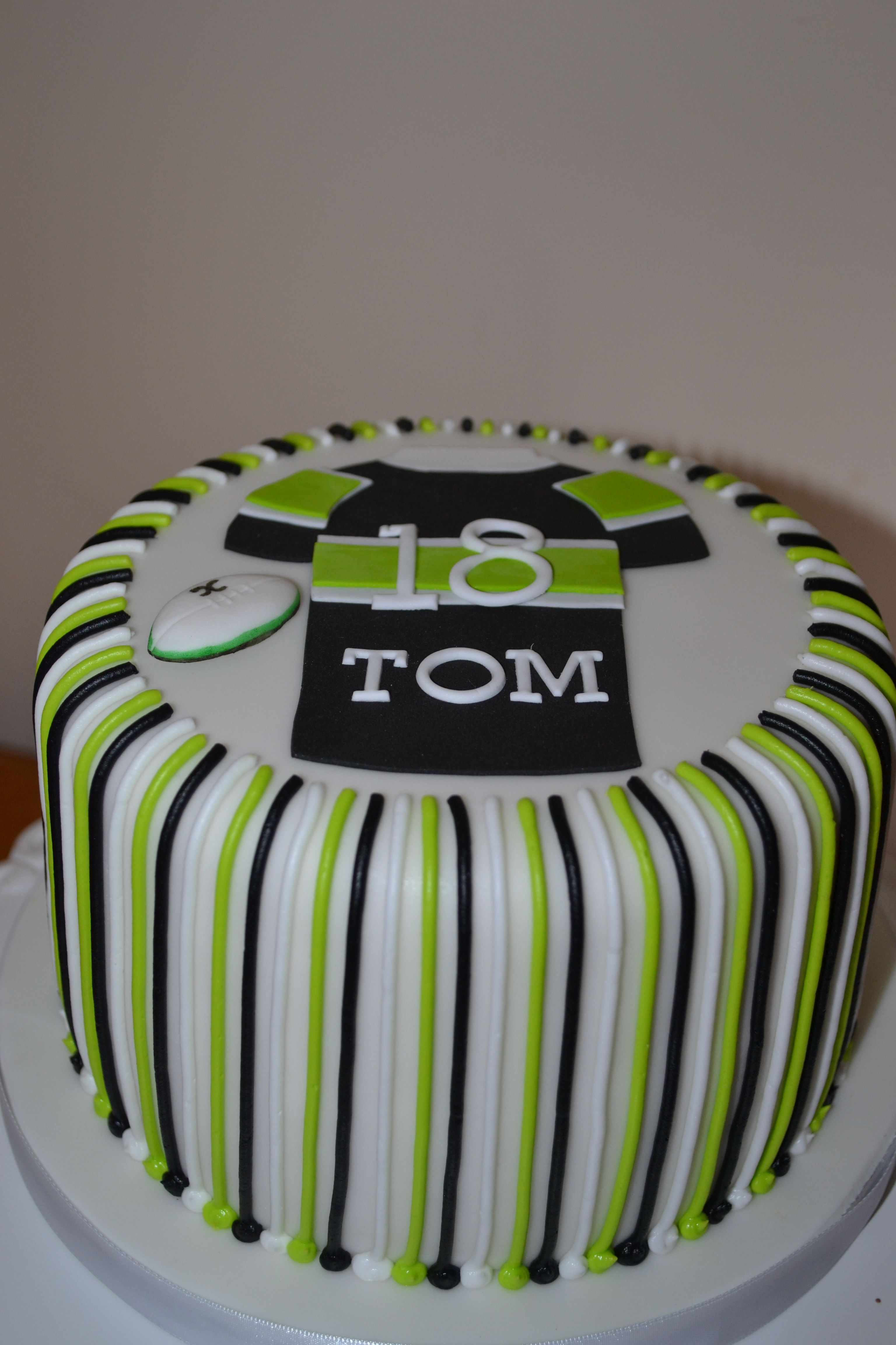 Candy Striped Mens Birthday Cake Wonderland Bakery Also Couture Candycouturect Rh