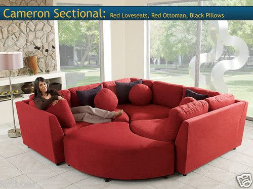 Four Piece Sectional Puzzle Sofa New For The Home Sectional