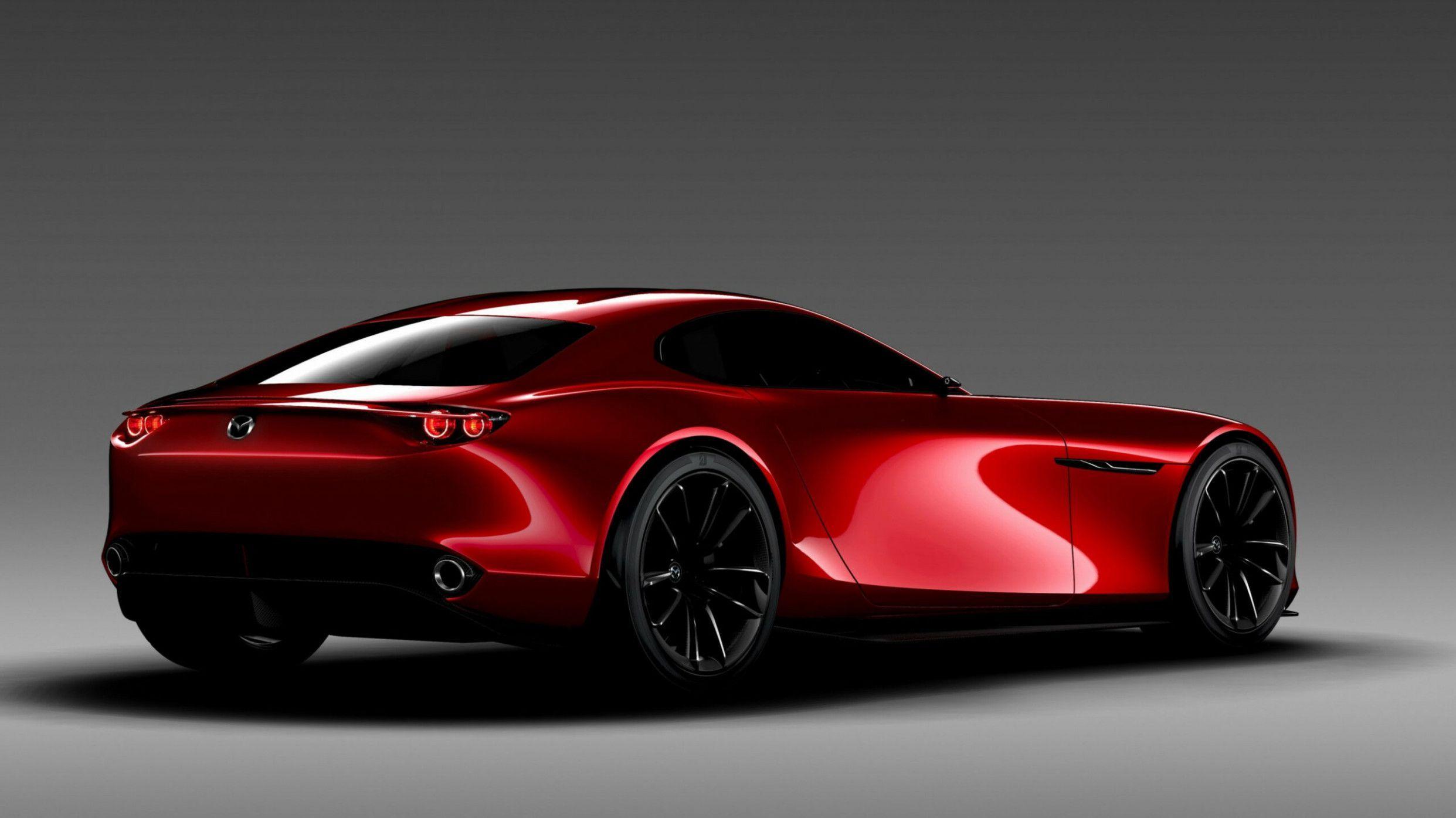 Mazda Sport Nascar In 2020 Mazda Hybrid Car Tokyo Motor Show
