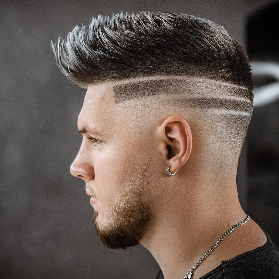 Pin De Rafael Blczr En Fade Haircuts Colores De Cabello Hombre Estilos De Cabello Hombre Pelo Corto Y Barba