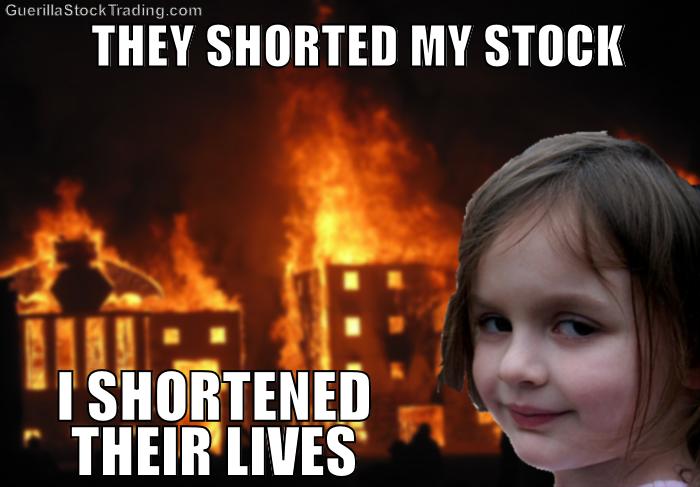 DisasterGirlStockTradingJokesMeme « Wall Street
