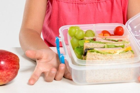 5 healthy lunch ideas for kids