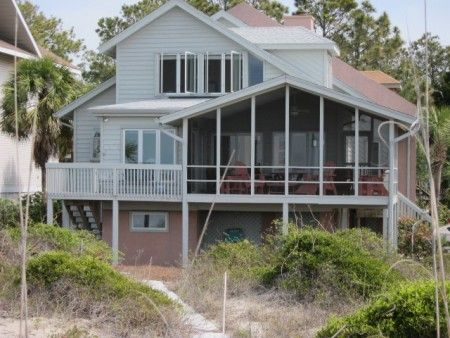 1709 Inlet Ave Tranquility With A View Tybee Island