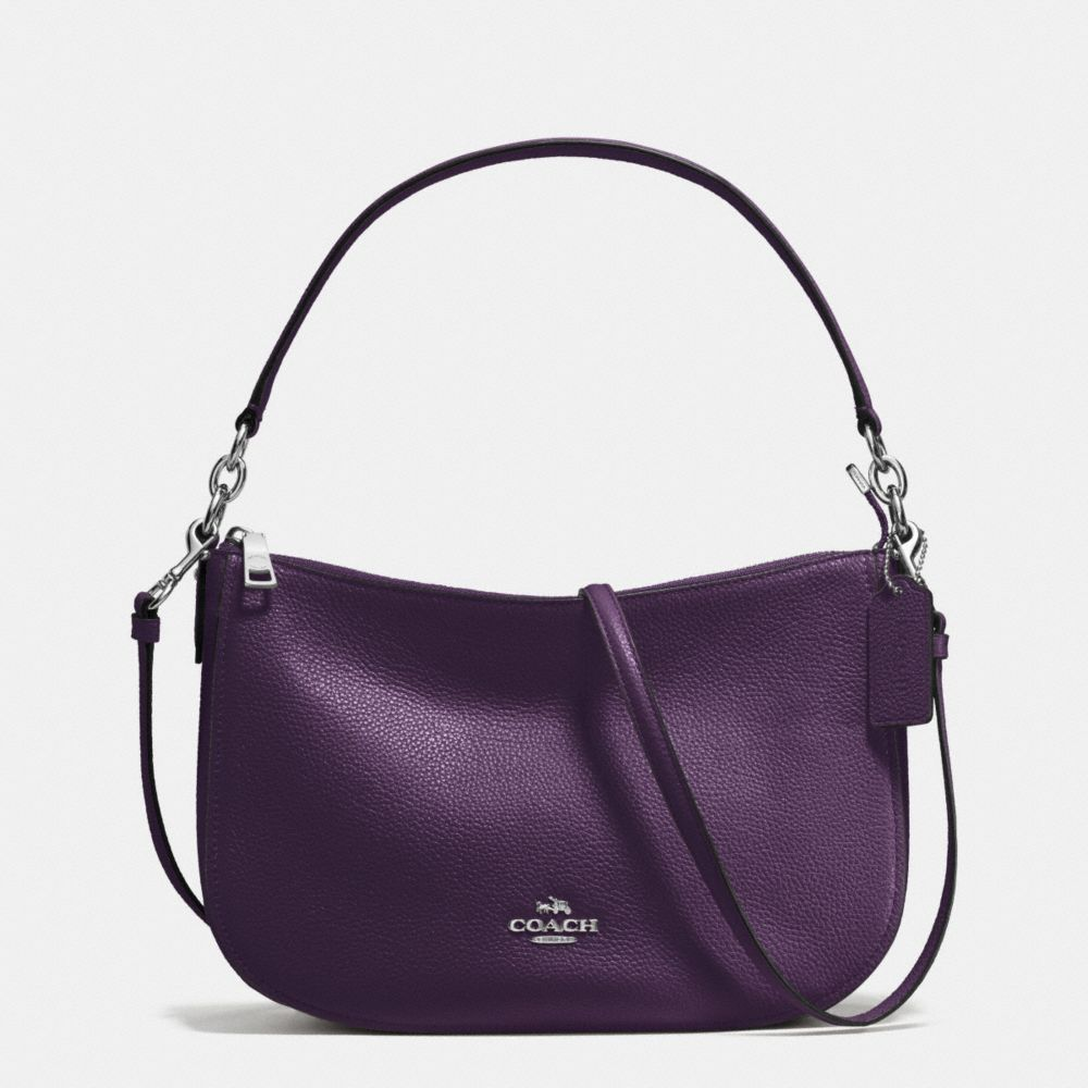 2f2968c73f7ce COACH Chelsea Crossbody In Pebble Leather.  coach  bags  shoulder bags  hand  bags  leather  crossbody  lining