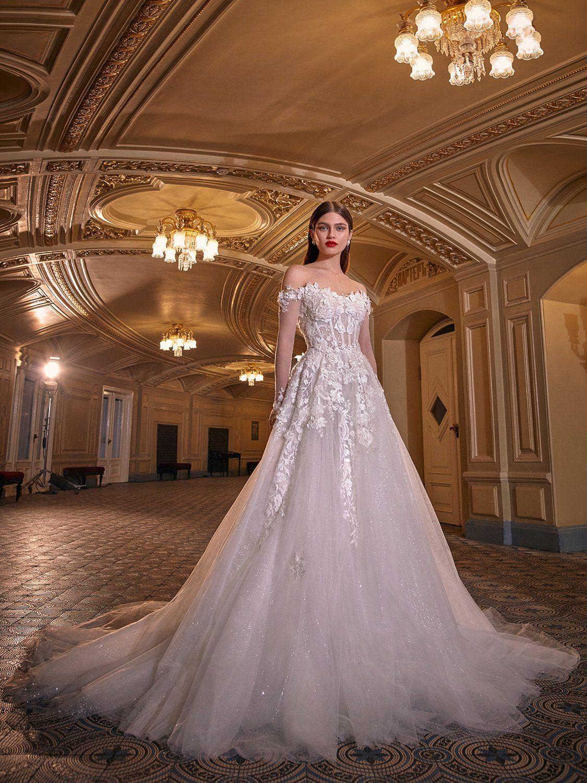 Lynn New in 2020 Princess wedding dresses, Galia lahav