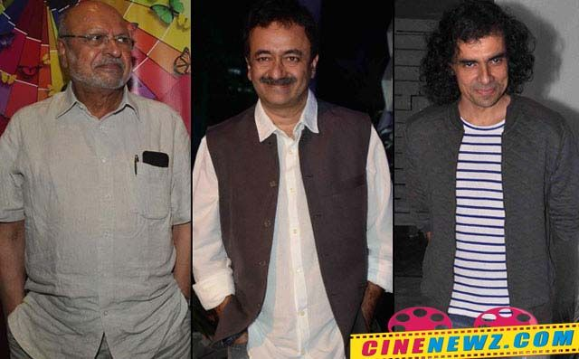 Shyam Benegal Rajkumar Hirani Imtiaz Ali To Direct Short Films