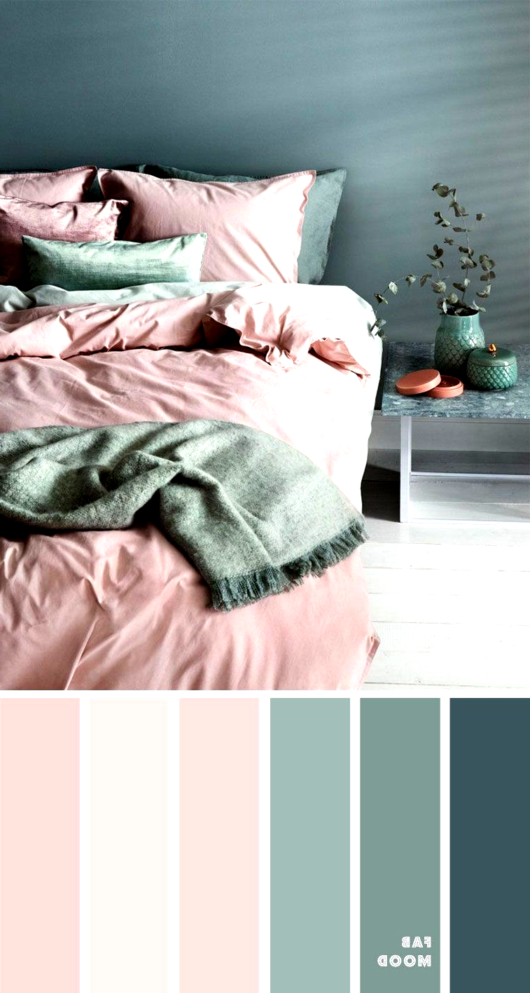 Green Sage Mauve Pink Bedroom Color Scheme Bedroom Color Ideas Color Colorpalette Sage Grey S Bedroom Color Schemes Bedroom Colors Bedroom Colour Palette