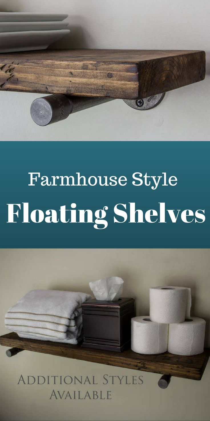Great quality Floating Shelves at a very reasonable price. This ...