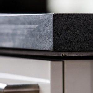Soapstone Countertop Edge Details | Garden State Soapstone
