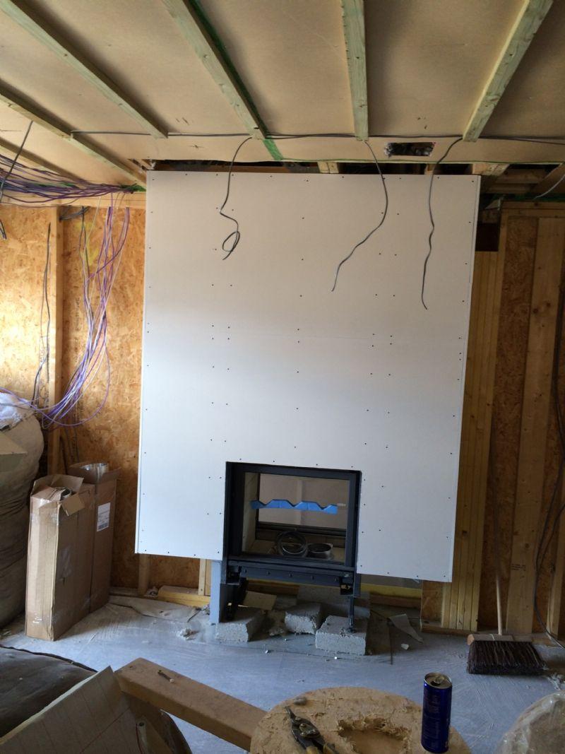Stuv 21/75 #KernowFires #stuv #fireplace #woodburner #stove ...