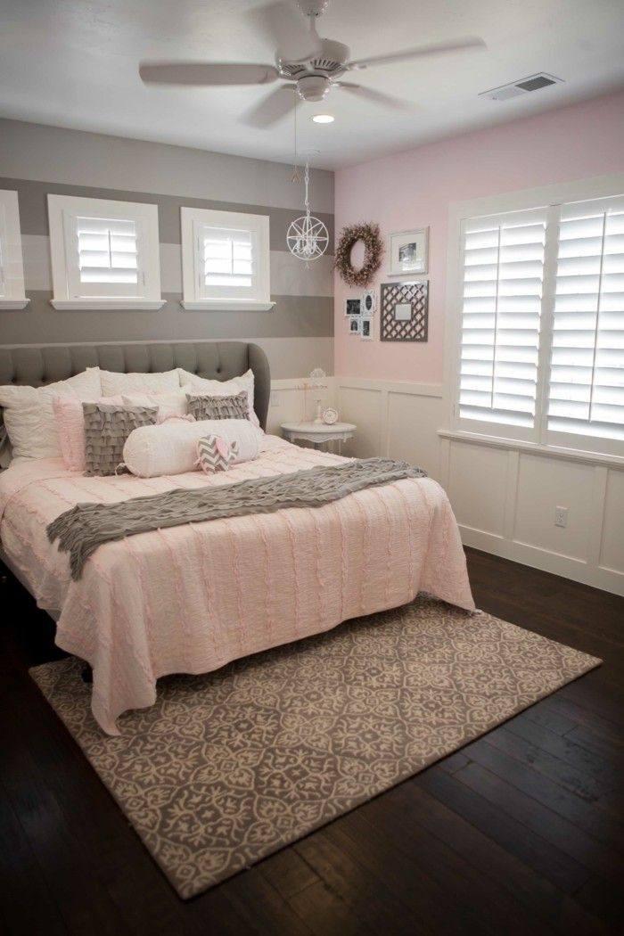 Image Result For Pink And Grey Bedroom Pink And Grey Room Light Pink Bedrooms Grey Bedroom Design