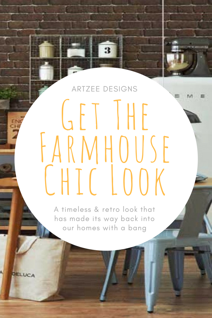 How To Get The Farmhouse Chic Look   French, Industrial and Country Inspired Interior Design   Rustic Farmhouse Decor Inspiration   #farmhouse #farmhousestyle #farmhousedecor #rusticdecor #homesweethome #homedecoration #homedesign