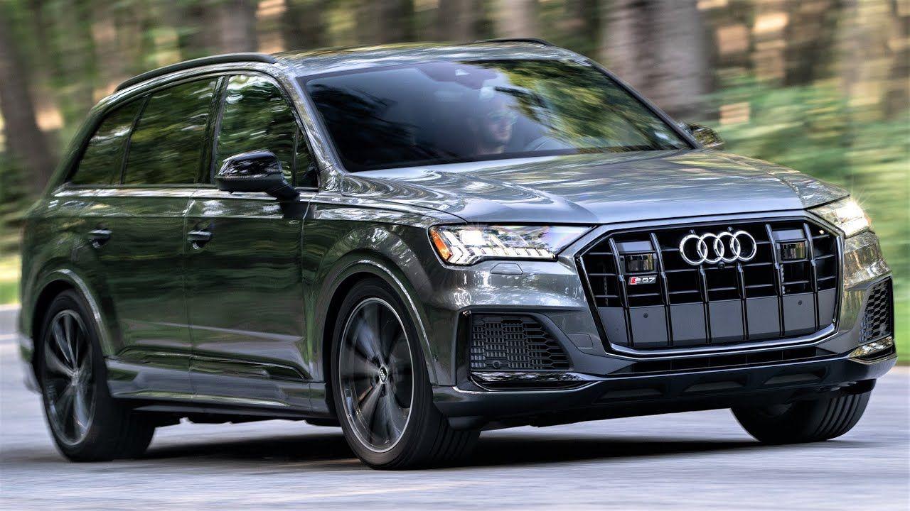2020 Audi Sq7 Performance Luxury Seven Passenger Suv Audi Q7 Audi Car Models Luxury Suv Cars
