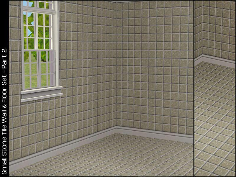 Stone Tile Wall & Floor Set - Part 2 - News | TS2 Build Mode ...