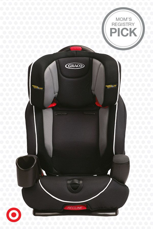 This Graco Nautilus 3 In 1 Car Seat With Safety Surround Provides The Ultimate Comfort For Your Baby You Ll Love Reclining Adjule 5 Point