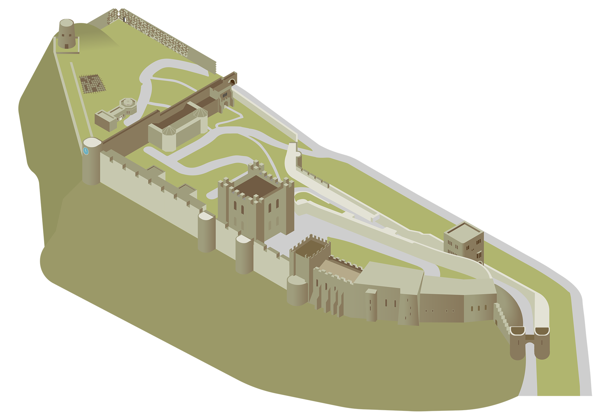 Pin On Castles Forts