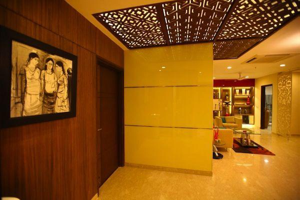 Spaces Architects AraliasGurgaonInterior Design India