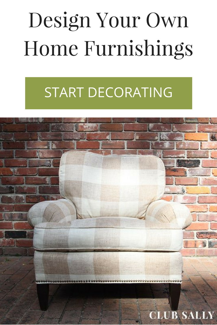 Tired of big box stores try designing your own home furnishings instead we give you access to the same products decorators use also rh pinterest