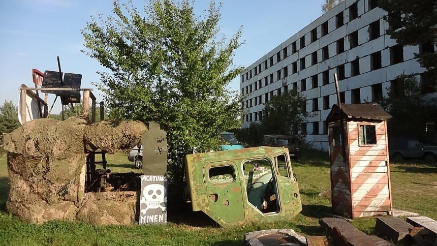 Kasernenort in Polen Die Geisterstadt, die keine mehr ist
