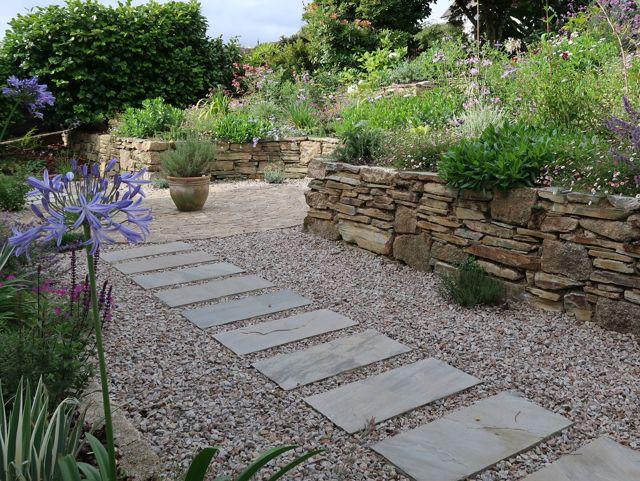 Jo Gardens Is An Award Winning Garden Design Business Falmouth Truro Cornwall Traditional Contem Garden Design Backyard Landscaping Designs Cornwall Garden