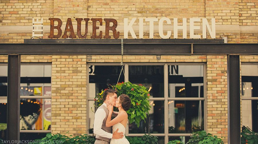 The Bauer Kitchen. Wedding Venue. Kitchener Waterloo, Ontario. Taylor Jackson Photography