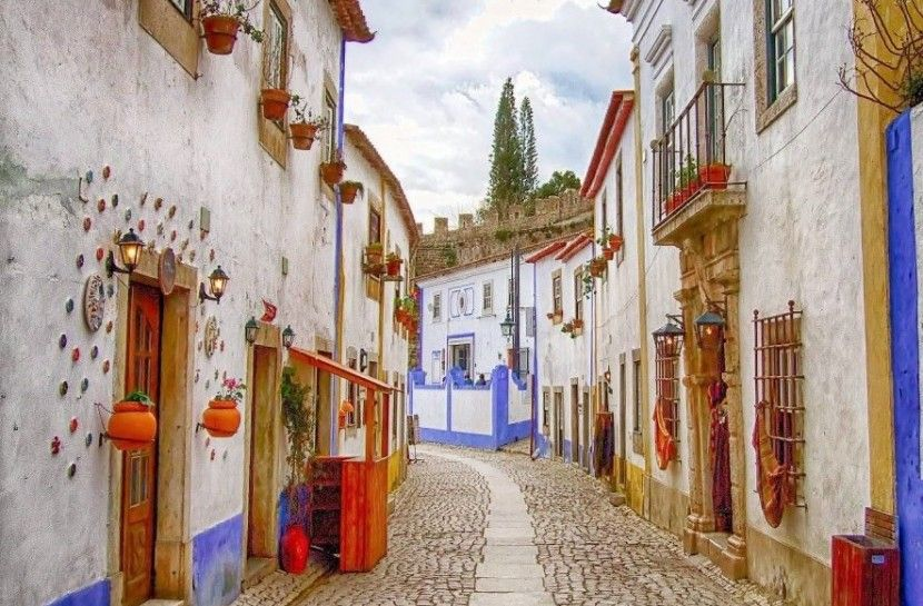 Obidos Tour At Your Pace Morning Half Day Portugal Visit