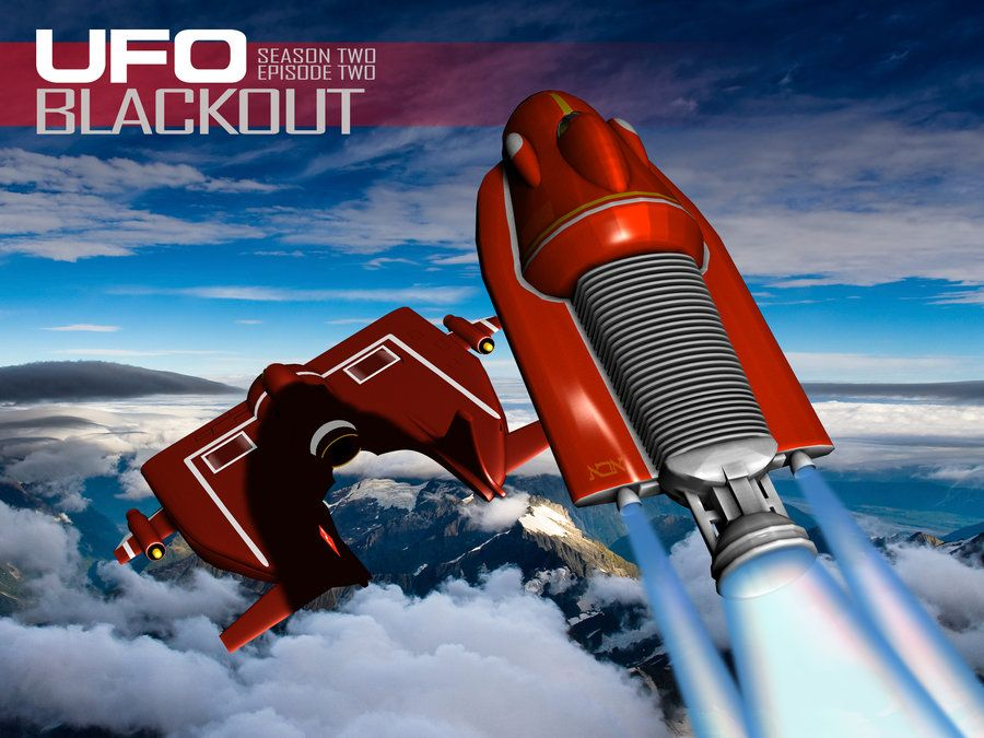 Pin on Gerry Anderson's tv series ufo