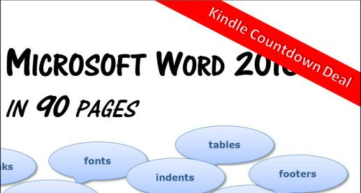 word-2016-kcd-cover In 90 Pages Pinterest Microsoft word and - spreadsheet software definition and examples