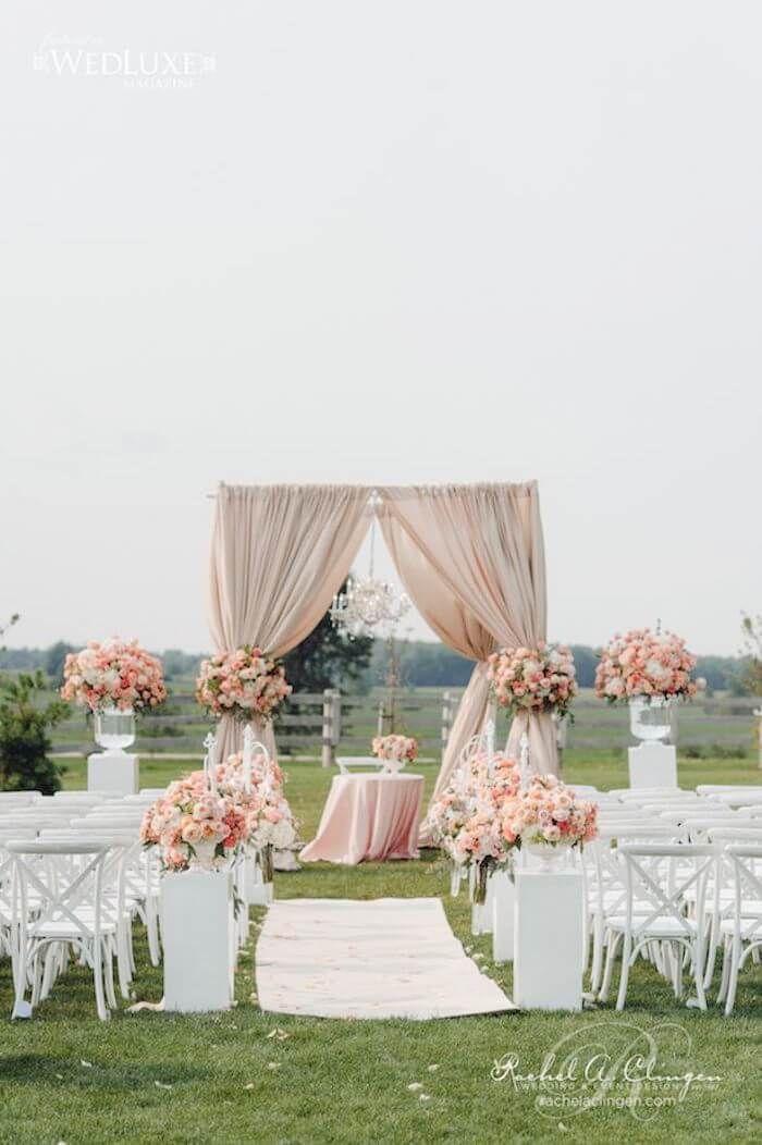 Casamento Ao Ar Livre O Que Considerar Casamento Altar