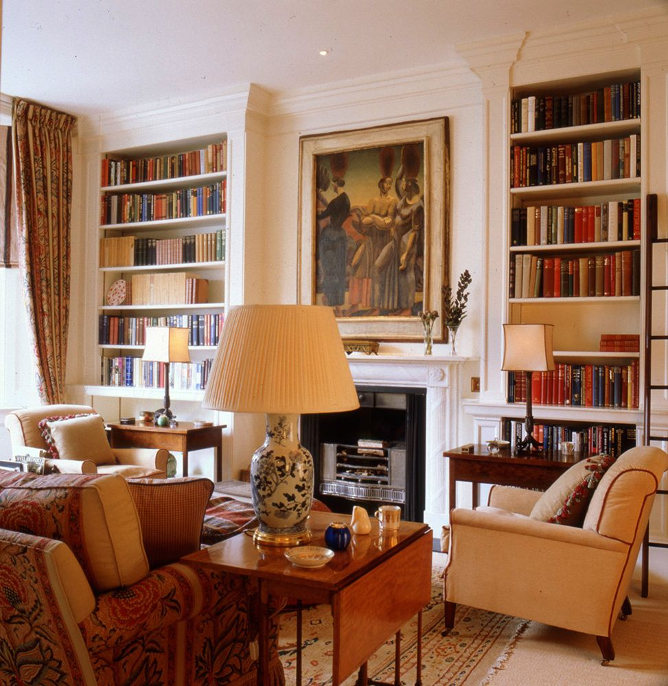 london house holland park todhunter earle interiors interior design pinterest. Black Bedroom Furniture Sets. Home Design Ideas