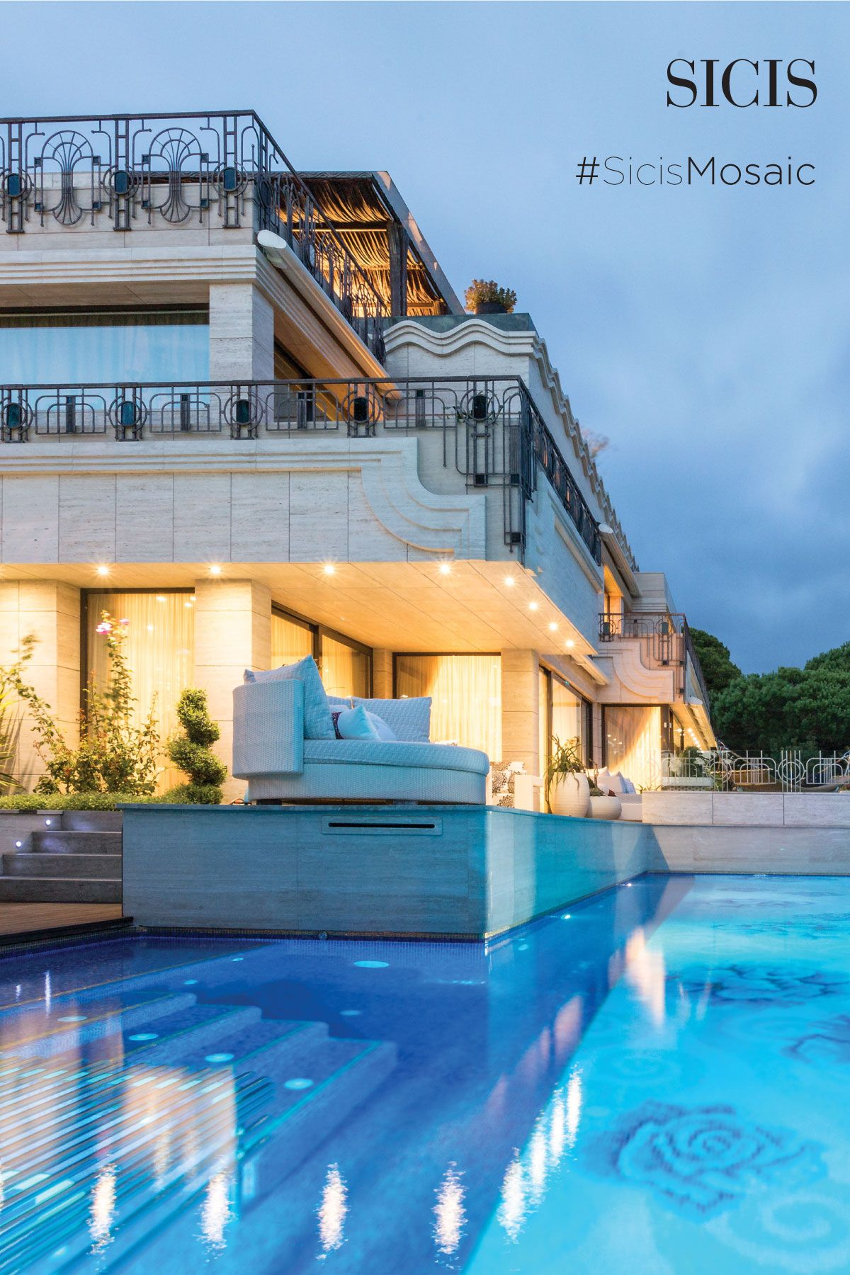 Beautiful Private Villa In Cote D Azur Owned By An