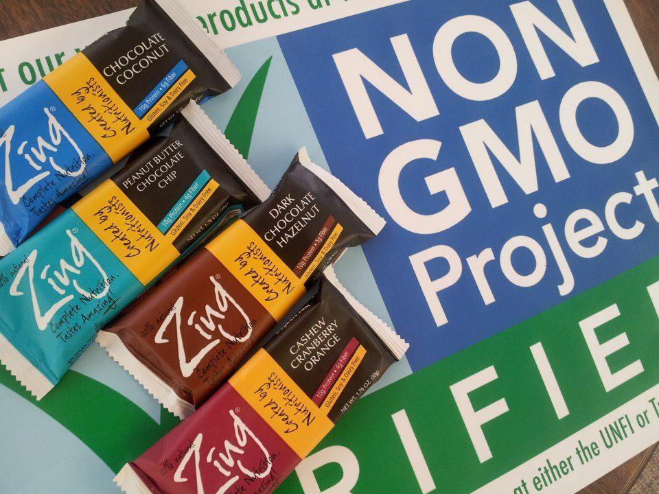 Vegan Zing Bars Gluten free protein bars, Nutrition bars