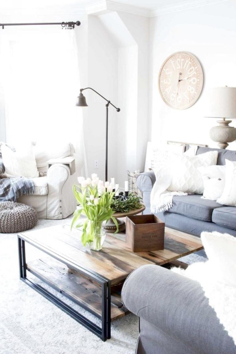 Farmhouse Decor Ideas For Apartment