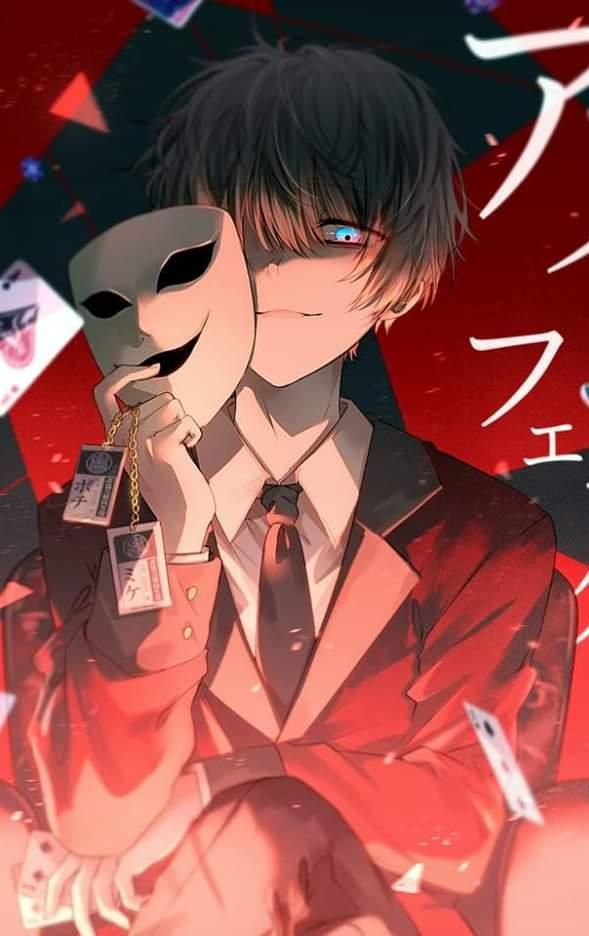 Anime Kaneki Anime Joker Picture