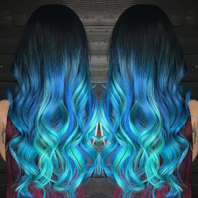 К чему снится красить синей краской