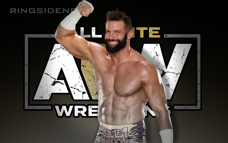 Why Zack Ryder Could Be A Perfect Fit For All Elite Wrestling Zack Ryder Wrestling Elite