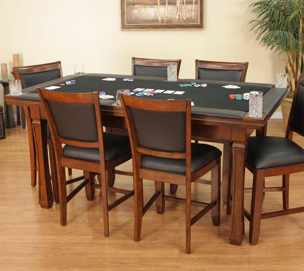 American Heritage Billiards Burlington Westwood Game Chair: Burlington Suede Game Table