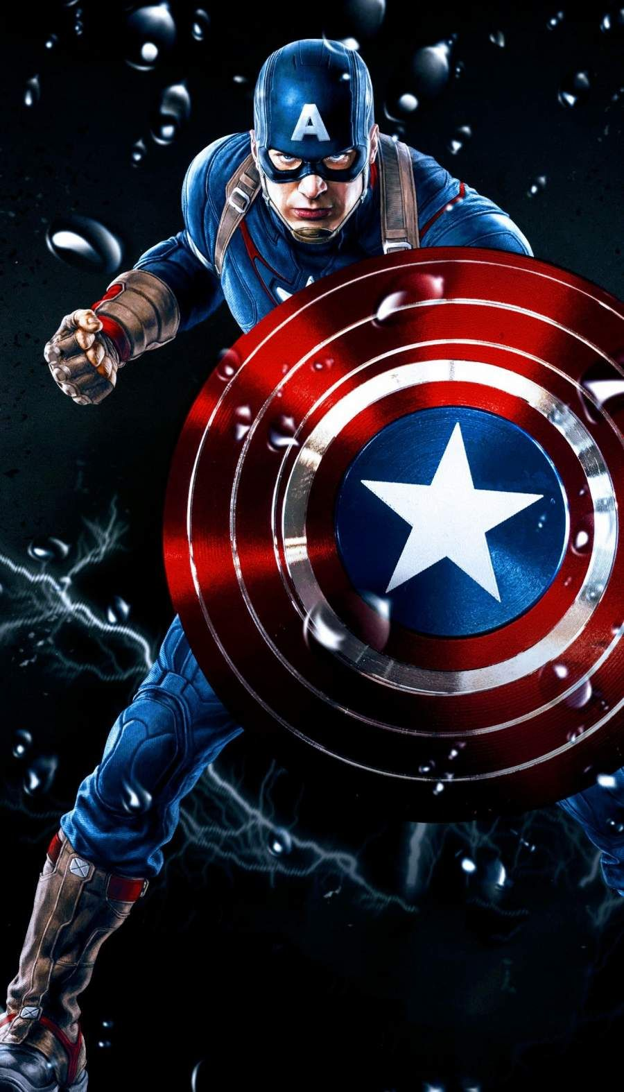 Captain America The Avenger Iphone Wallpaper Fotos Do Capitao America Capitao America Capitao America Quadrinhos