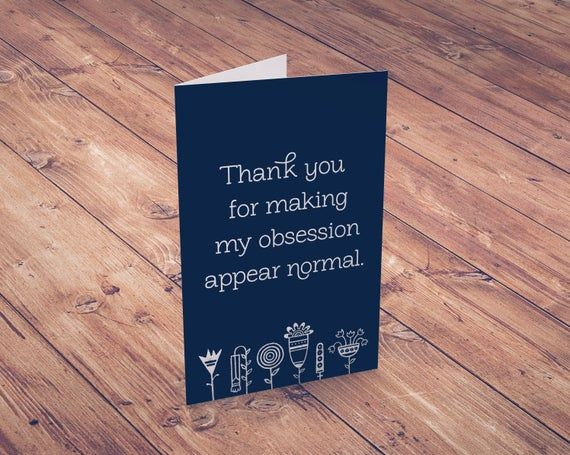Thank You (Funny) Greeting Cards: 5pk; 10pk; 25pk & 50pks | Essential Oil Greeting Cards | doTERRA T #businessthankyoucards