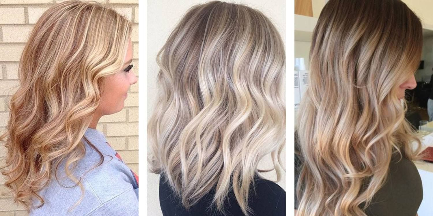 Different Types Of Blonde Hair Colors Best Hair Color With