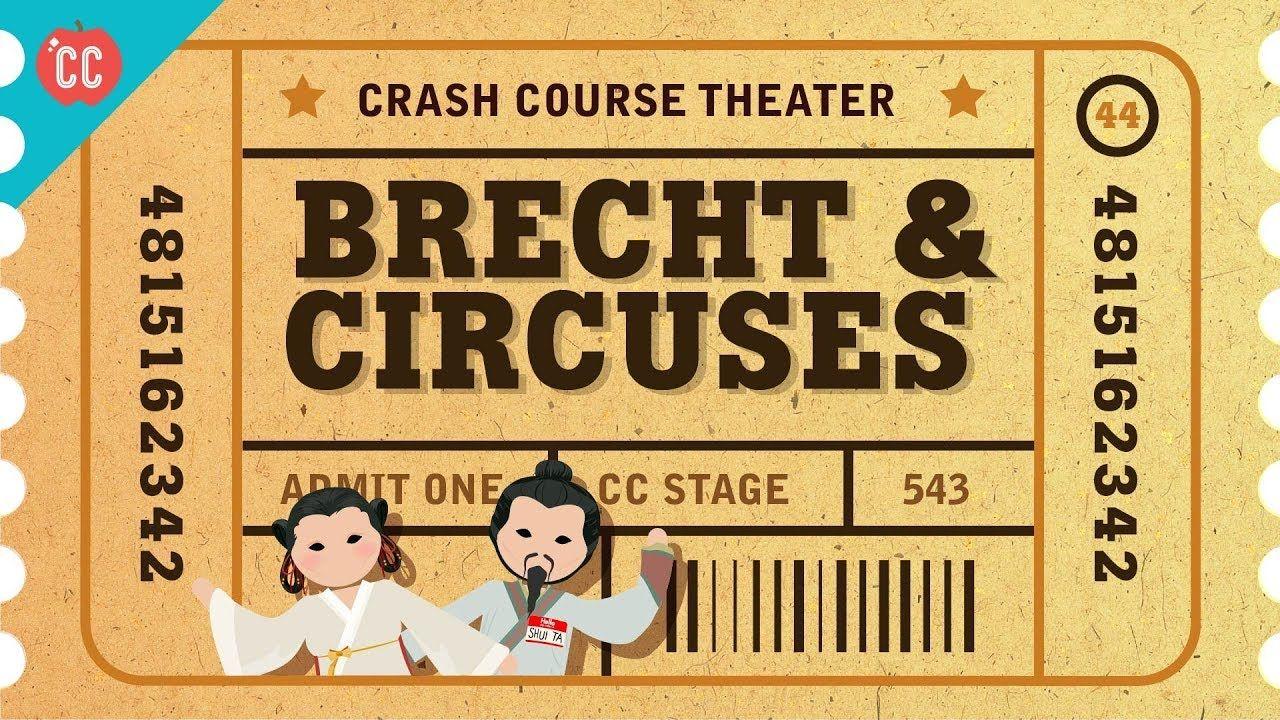Purpose and Function of Bertolt Brecht's Epic Theatre