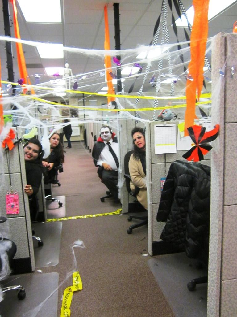 top 15 office halloween themes and decorating ideas | halloween