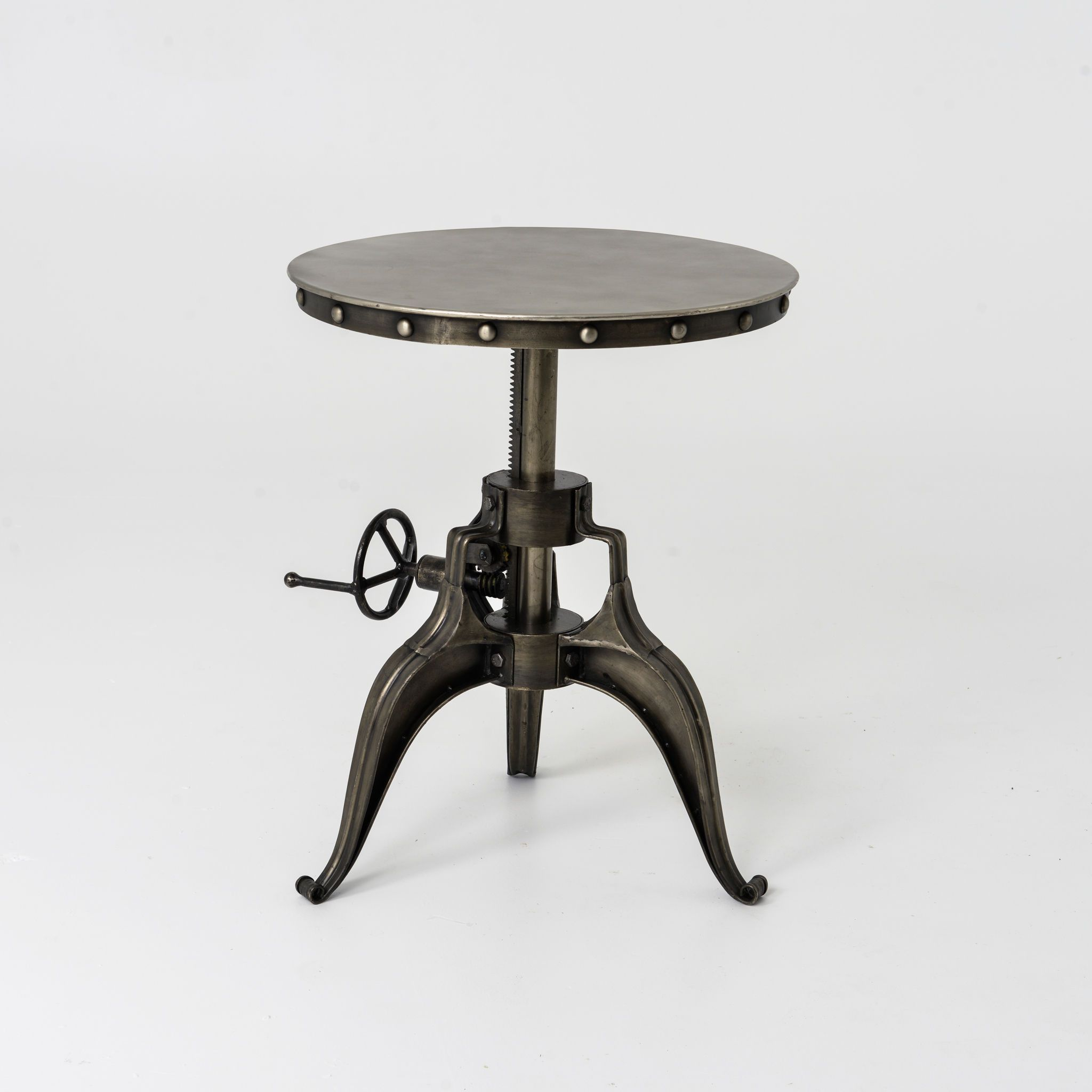 Exotic Crank 22 End Table