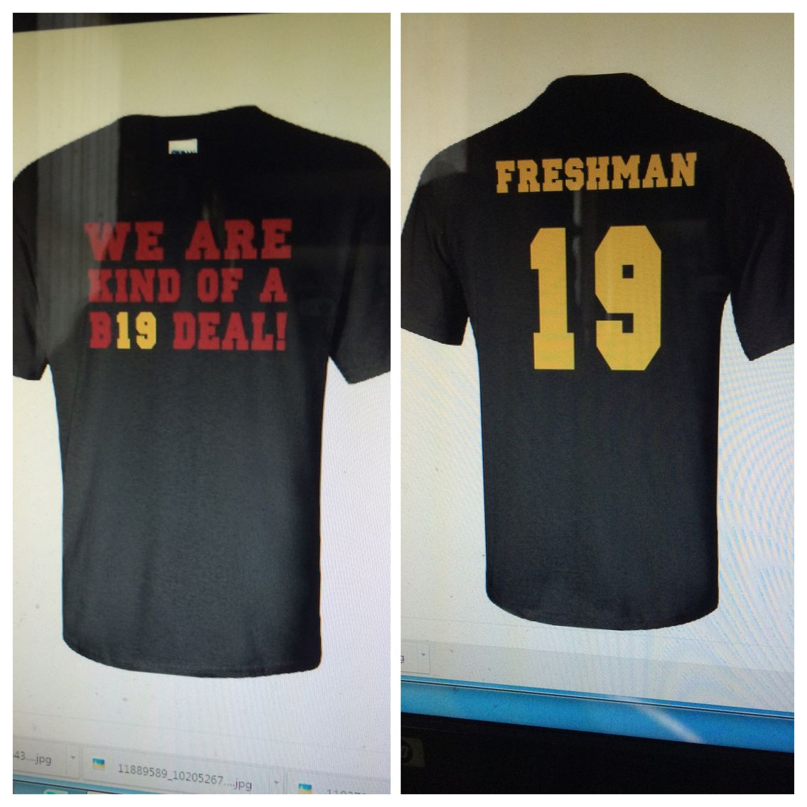 T shirt design ideas for schools - Freshmen Class Tee Shirts